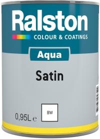 Ralston Aqua Satin 1lTR Lichte kleuren OP=OP