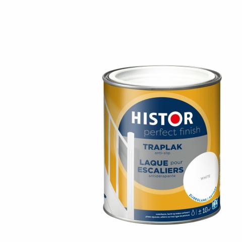 Histor Traplak 750ml lichte kleuren OP=OP