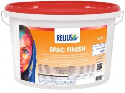 Relius Spacklatex 12,5ltr lichte tinten