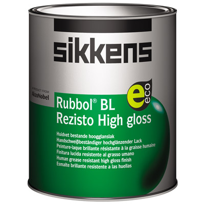 Sikkens Rubbol BL Rezisto High Gloss
