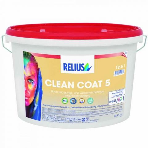 Relius Cleancoat 5 3LTR lichte tinten