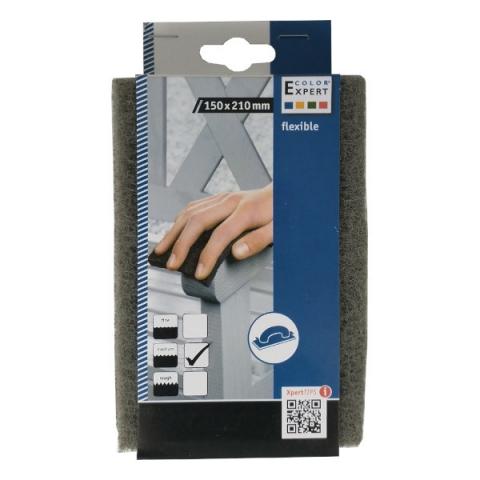 Color Expert Schuurvlies K280 midden - 150x210 mm