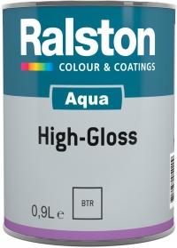 Ralston Aqua High-Gloss 1LTR Lichte kleuren OP=OP