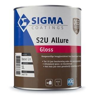 Sigma S2U Allure Gloss donkere kleuren 0,5LTR