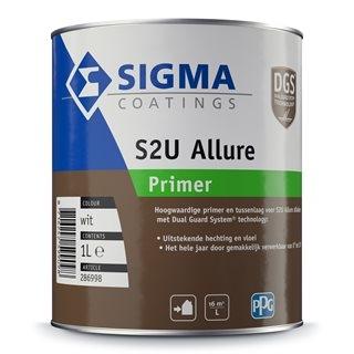 Sigma S2U Allure primer lichte- en donkere kleuren 1LTR