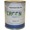 Croon Aqua Satin PU Wit 1LTR