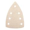 Progold Deltastrook 100x147 50 stuks P150 voor driehoek schuurmachine